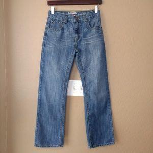 Levi's Denizen 218 Slim Straight Fit Denim Jeans